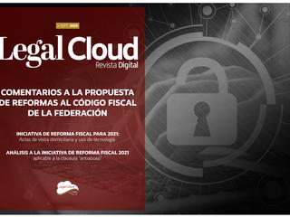 Legal Cloud | Septiembre 2020