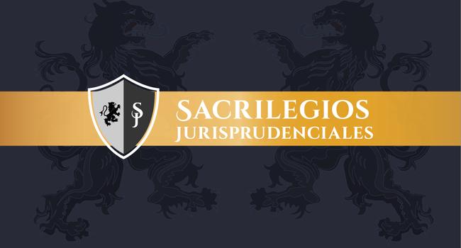 """Sacrilegios Jurisprudenciales programa especial: """"Outsoursing y su entorno actual"""""""